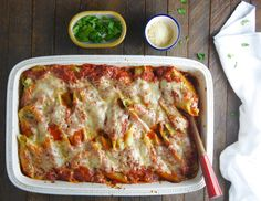 Stuffed Shells with