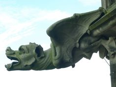 WasserspeierUlm - Escultura gótica - Wikipedia, la enciclopedia libre