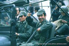 Soldado no dia 25 de Abril de 1974 - 1974 // Jorge Horta