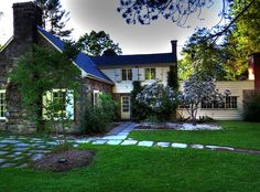 Take a tour of Eleanor Roosevelt's Cottage, Val-Kill