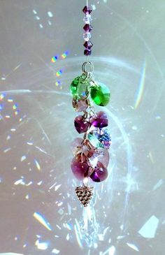 Sun Catcher - A Touch of the Grape by DancingRainbows for $38.00