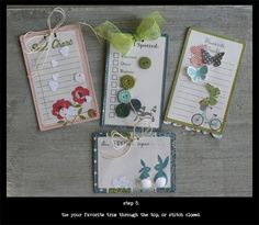 Danni Reid shares how she creates clear pockets used for confetti and extra fun
