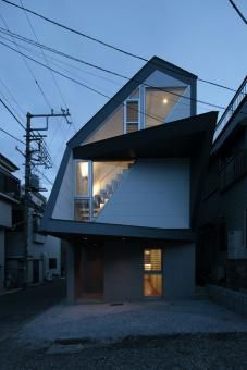 House in Okurayama  (Yokohama, Japan)