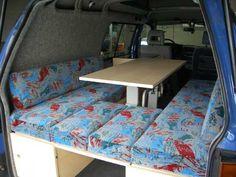 L300 bed setup