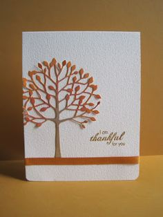 I'm in Haven: Thankful Cards
