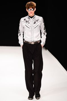 Topman Design MEN | Londres | Verão 2014 RTW