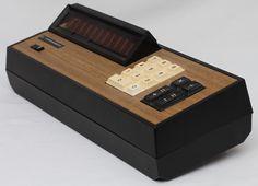 Commodore 512 Casio Nixie Tube Calculator oblique picture