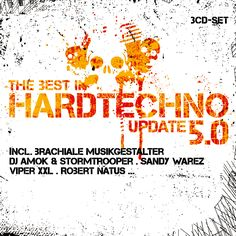 The Best in Hardtechno 5 - Various Artists (ZYX) EAN: 0090204636648