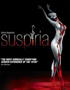 """""""Suspiria"""" di Dario Argento"""