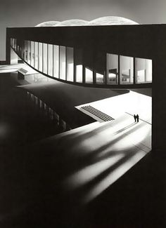 Louis I. Kahn | Palazzo dei Congressi, 1968 Venice