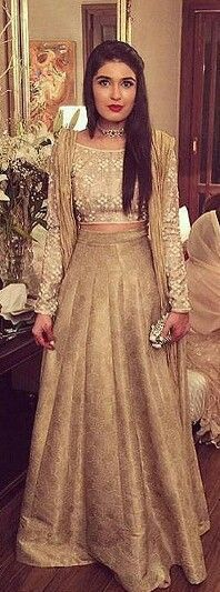 Simple Lehnga Choli, Simple Pakistani Dresses, Pakistani Outfits, Indian  Lengha, Pakistani Bridal 48815b696e62