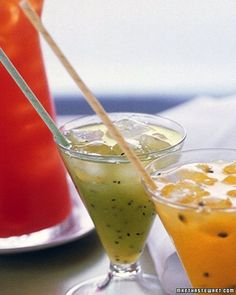 Kiwi Honeydew Limeade Recipe