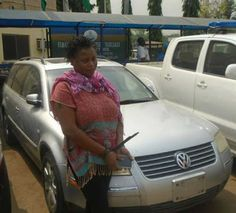 Woman Drugs Medical Director Lover, Steals Car, Laptop, Phone (Photos)