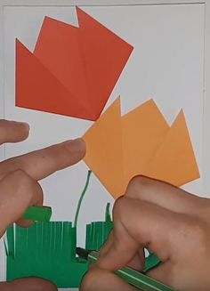 How to make a nice greeting card (Origami) Origami, Greeting Cards, Tutorials, 3d, Nice, How To Make, Origami Paper, Nice France, Origami Art