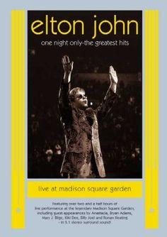 Elton John - One Night Only: Amazon.de: Elton John, David Mallet: DVD & Blu-ray