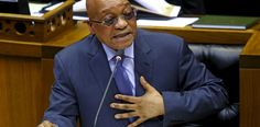 South Africa's Jacob Zuma is fast running out of political lives