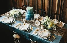 How to Style a Wedding Table // By Cassandra LaValle