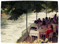!!המסעדה שלנו Borghetto (Valeggio sul Mincio - Verona).  Ristorante sul fiume Mincio.  http://www.borghitalia.it/html/borgo_it.php?codice_borgo=894