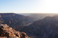 Sehnsucht und Abenteuer: Der Fish River Canyon in Namibia