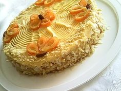 Torta od naranče i prženih badema by Neens