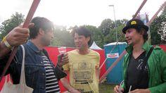 Erol Alkan, Tanzman and D-R-U-N-k at Music Republic Festival Rotterdam June 2 2012