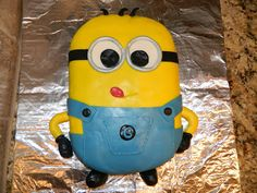 Despicable Me, Minion cake