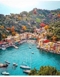 Portofino (comuna italiana), Ligúria, Gênova, Itália