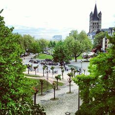 Rheingarten, Köln / Cologne