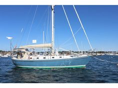 1988 Tayana Vancouver 42 located in Rhode Island for sale