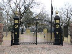 US Cemetery ~ Shiloh Battlefield ~ Shiloh, Tennessee