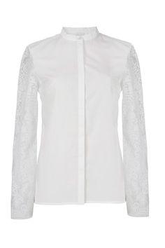 e3fb4c47 Køb Fonnesbech skjorte Liva til 1.156,00 DKK hos River and Raven Button