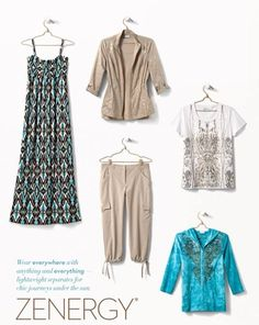 Chico's has your summer-to-fall transition wardrobe