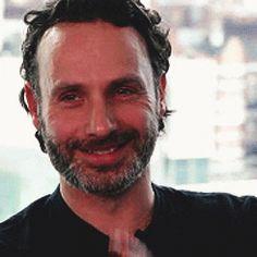 Rick Grimes   Rick Grimes I dont know gif Walking Dead A 4x16 Imgur Slick Grimes