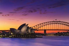 Travel to Sydney. You'll discover on your trip to Sydney that the locals spend as much time as they can outdoors so many of the leisure activities available