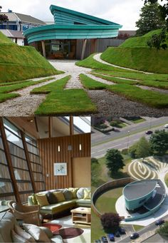 10 Incredible Maggie's Cancer Caring Center Designed by Renowned Architects  Designed by Renowned Architects6