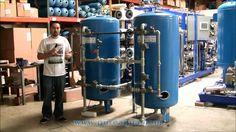 http://www.pure-aqua.com/water-softeners.html : Pura Aguamarina y suministramos Doble alterna ablandador de agua para una empresa de tratamiento de agua importante en Kuwait. Su producen 50 GPM.