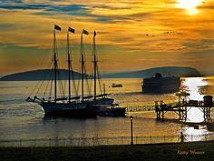 Margaret Todd Sunrise ~ Bar Harbor, Maine   I am soooo ready for summer and Bar Harbor!