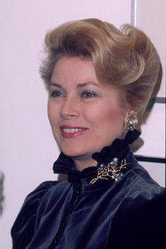 graceandfamily:  Princess Grace of Monaco. Paris, 1978.