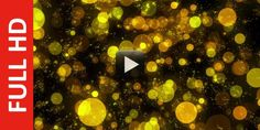 Today I am uploading excellentglowing yellow bokeh particles free HD video background loop, this vi...
