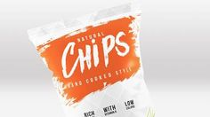 Natural Chips (Concept) via Packaging of the World - Creative Package Design Gallery http://ift.tt/1SccwqI