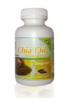Aceite de linaza 90 capsulas linaza y semilla de chia - Aceite de linaza ...