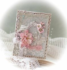 Vintage Shabby Chic Items as Home Decor Stores Jacksonville Fl down Home Decor Bedroom. Home Decorators Collection Naples Vanity Shabby Chic Cards, Shabby Chic Decor, Shabby Vintage, Mixed Media Cards, Beautiful Handmade Cards, Pretty Cards, Heartfelt Creations, Flower Cards, Vintage Cards