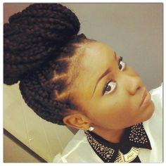 Mz_Tammy's Box braids! <3