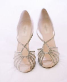 Wedding shoes idea; Featured Photographer: Mi Belle Photography