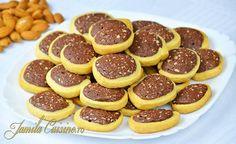 Fursecuri marocane cu ciocolata - reteta video | JamilaCuisine