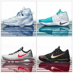 """The Nike Basketball 2015 """"Xmas"""" Collection is officially available!  Hit the link now and secure yours exclusively at www.Amillibound.com.  #amillibound #nicekicks #solecollector #sneakernews #dnpsneaks #bubbajumpkicks #nike #jumpman23 #love #instagood #me #follow #like #tagsforlikes #instadaily #igers #sneakercrave #trustedkicks #peepmysneaks #lacedupshots #hypebeast #suavesneaks #kotd by amillibound #SoleInsider"""