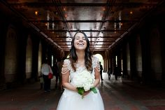 Ensaio de noiva em Nova York #centralpark #trashthedress #krisieleoliveira