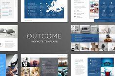Outcome Keynote by Creathrive on @creativemarket