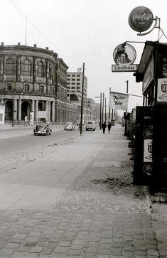 Stresemannstrasse Berlin 1960