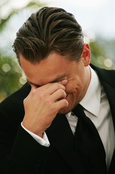 Officially the most classy man on earth, I give you  Leonardo DiCaprio everyone